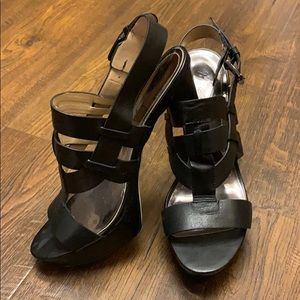 Marc Fisher Strappy Heels
